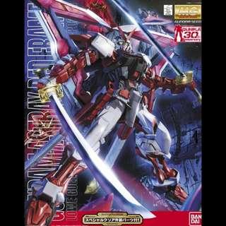MG Astray Red Frame Gundam Kit 30th Anniversary