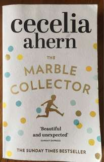The Marble Collector by Cecelia Ahern Novel Book