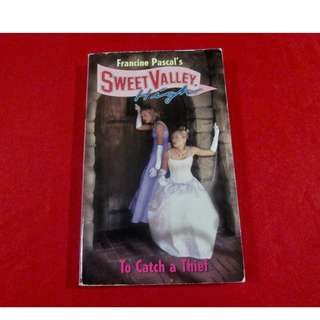 Sweet Valley High: To Catch A Thief