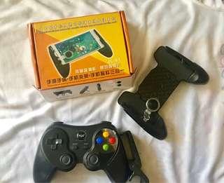 Gamepad and Joystick Controller