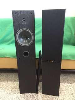GP Audio Floor Stand Speakers