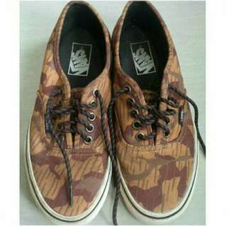 VANS AUTHENTIC CAMO 💯✔