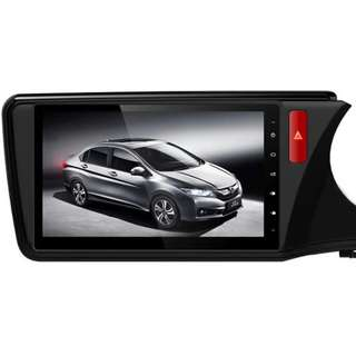 HONDA CITY 14-18 ANDROID PLAYER 10INCH