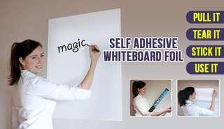 Self Adhesive Whiteboard Sticker