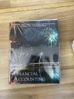 AD1101 Financial Accounting Textbook