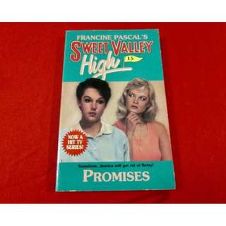 Sweet Valley High: Promises