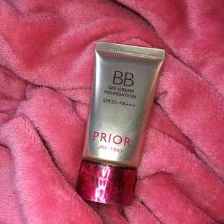 Shiseido Prior BB Gel Cream Foundation SPF 35 PA+++