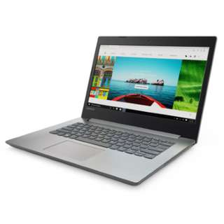 LENOVO IDEAPAD 320 - 14ISK - GREY - Win10 - i3-6006U 2.0GHZ - 4GB - 1TB