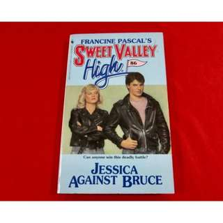 Sweet Valley High: Jessica Against Bruce