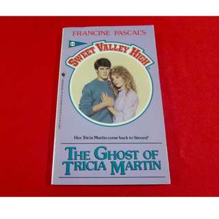 Sweet Valley High: The Ghost of Tricia Martin