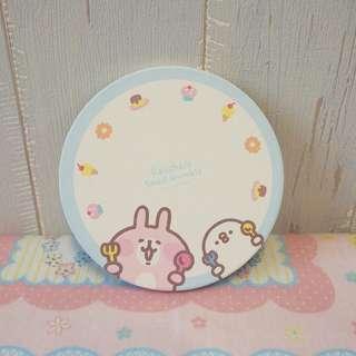 台灣Kanahei小動物陶瓷防水杯墊