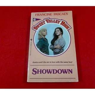 Sweet Valley High: Showdown