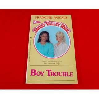 Sweet Valley High: Boy Trouble