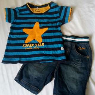 Baby Boy Set (18-24m)