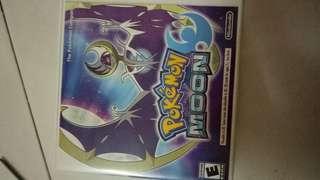 Pokemon Moon rarely played