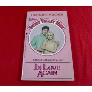 Sweet Valley High: In Love Again