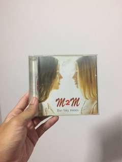 M2M the big room music cd