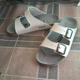 Birkenstock, (gold and silver strap not available)