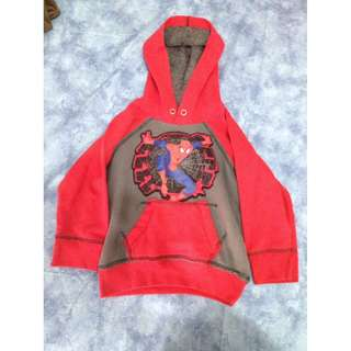 Jaket Disney Original Marvel's Spiderman Anak