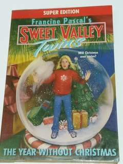 Sweet Valley Twins: The Year Without Christmas