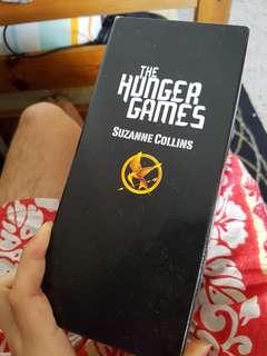 The Hunger Games triology