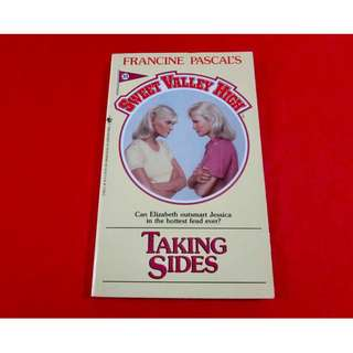 Sweet Valley High: Taking Sides