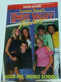 Sweet Valley Twins: Good-bye, Middle School!
