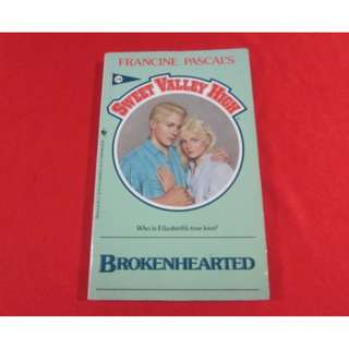Sweet Valley High: Brokenhearted