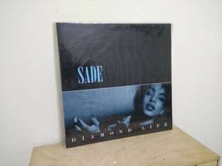 Sade Diamond Life Vinyl LP