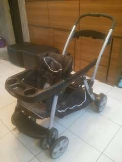 Baby and Kids Stroller Graco 2ready2grow