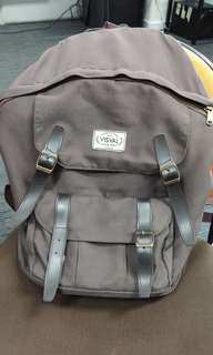 Backpack visval