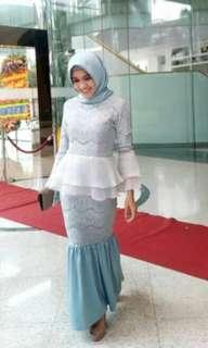 Dress kondangan bisa di pake buat Raya