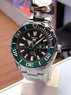 SEIKO SPORTS 5 SRPC53K1 (機械自動錶)