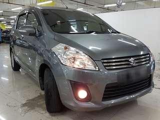 Suzuki Ertiga GX tahun 2014