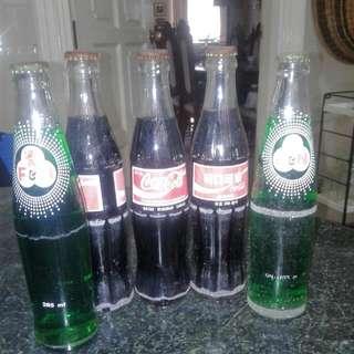 Coke & F&N Hijau