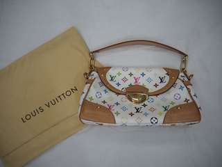 LV Multicolore Beverly MM