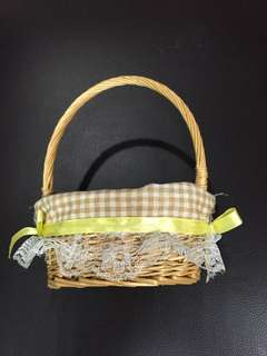 Mini basket for Candy or deco