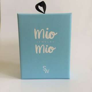Silverworks Mio Mio jewellery collection