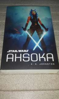Star Wars Ahsoka Novel