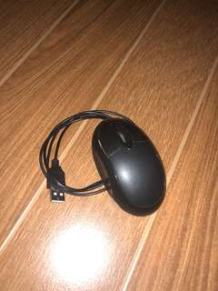 Optical lens mouse