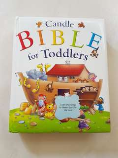 😊 Bible for Toddlers