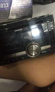 Audio mobil kenwood