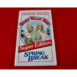 Sweet Valley High: Spring Break