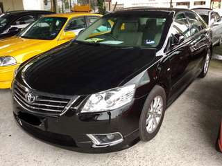 TOYOTA CAMRY 2010 2.0(A)