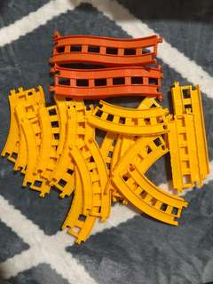 Thomas & Friends tracks - 21pcs