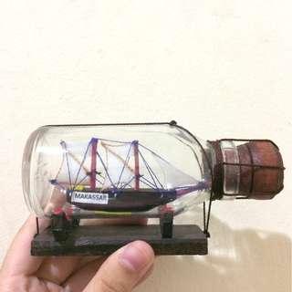 Dekorasi Botol Kaca