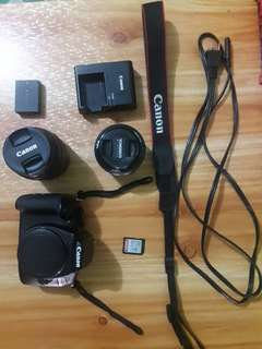 FOR SALE OR TRADE CANON 1300D