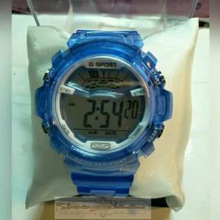 jam tangan sport fashion