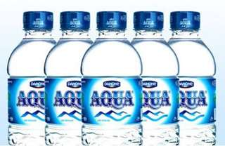 Air Mineral Aqua.