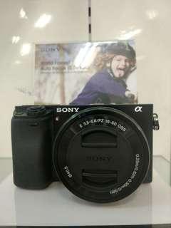 Sony a6000 Promo Cicilan Tanpa Kartu Kredit Free 1X Angsuran